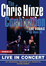 "Featured recording ""The Chris Hinze Combination-LIVE in concert"""